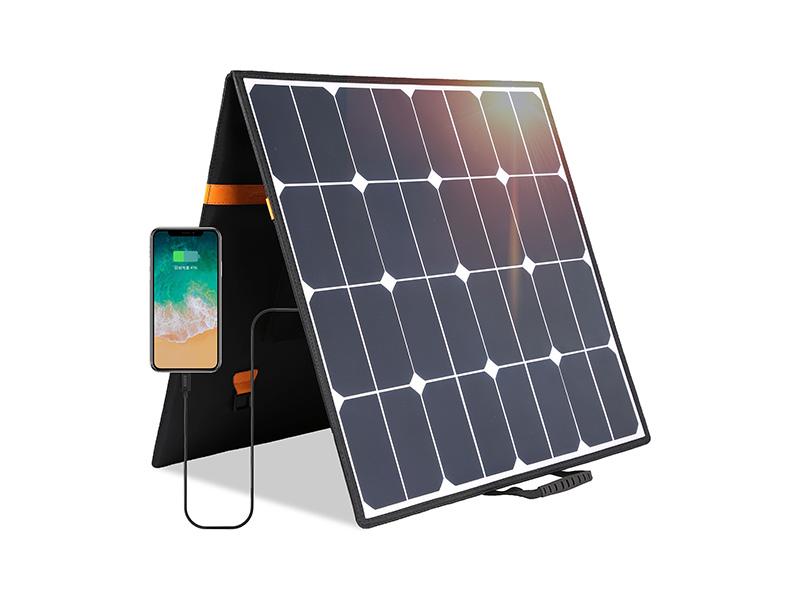 Portable Folding Solar Charger Panel PETC-H100