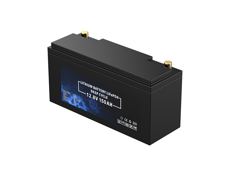 12.8V 150Ah 1920Wh Deep cycle battery pack
