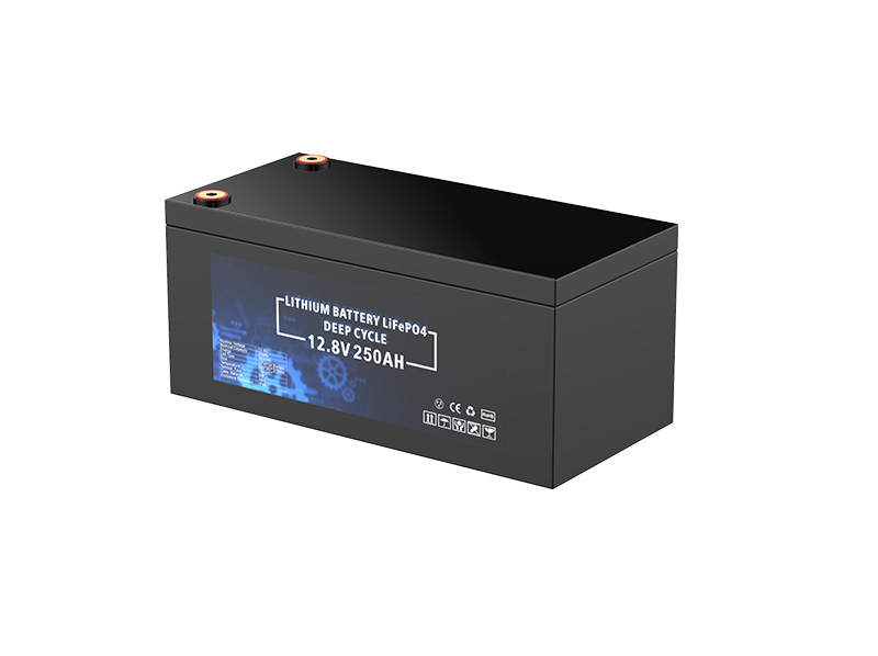 12.8V 250Ah 3200Wh Deep cycle battery pack