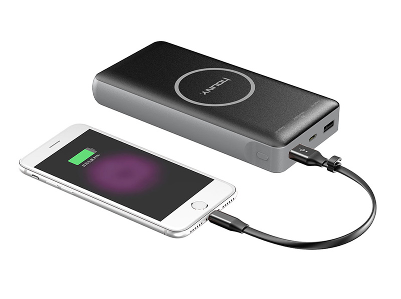 Power Bank  F20000 wireless charger 18W PD