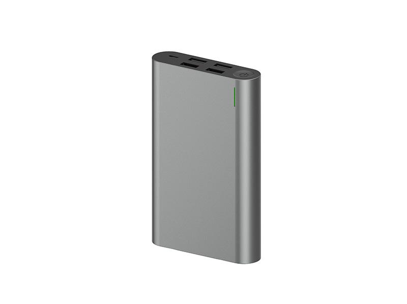 Power Bank ML06 (Aluminium)