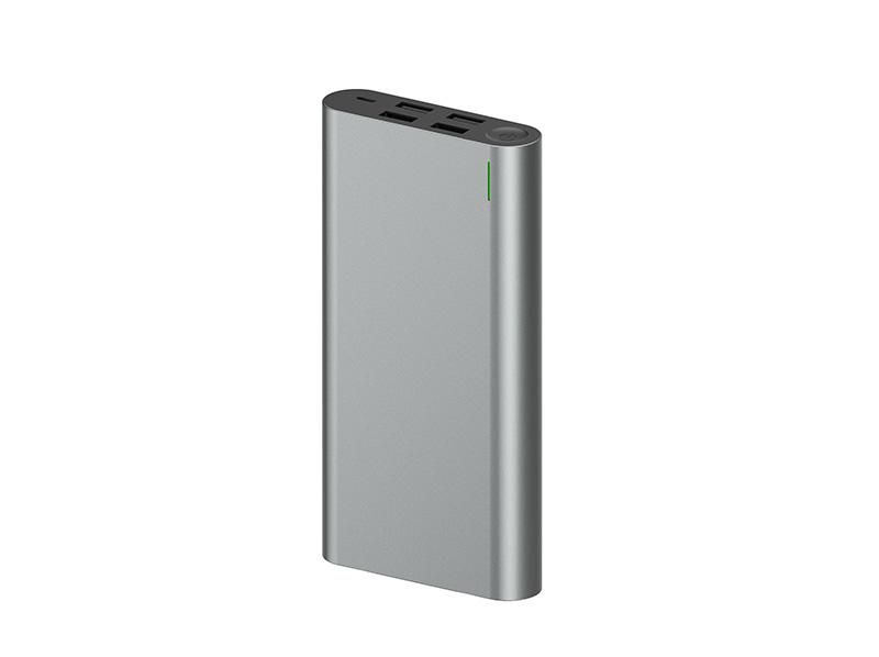 Power Bank ML08 (Aluminium)